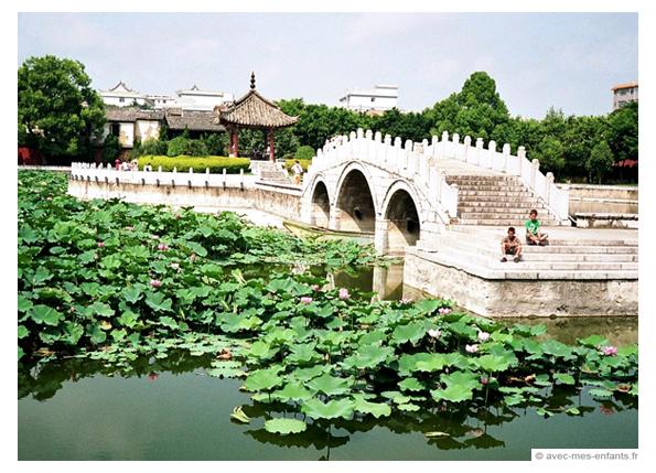 CHINE En Famille Chine Avec Des Enfants