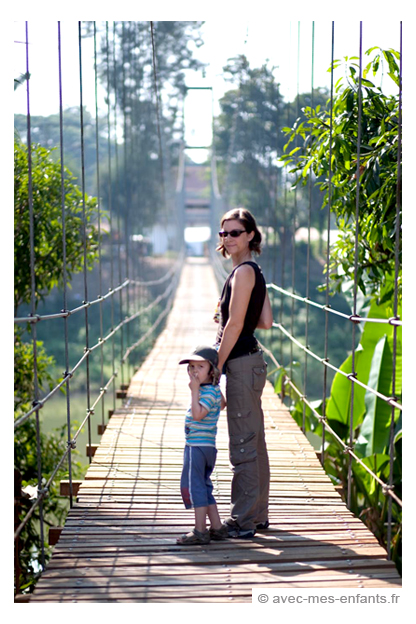 voyage thailande avec bebe 2 ans