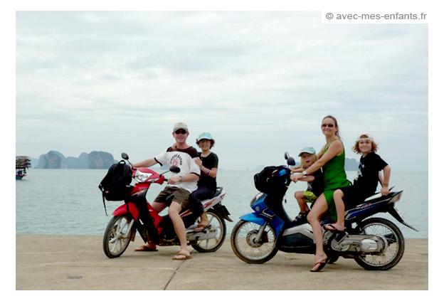 photo hamac au bord ile thailandaise