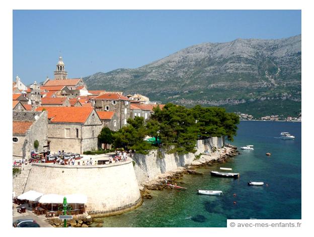 15 jours en croatie en famille