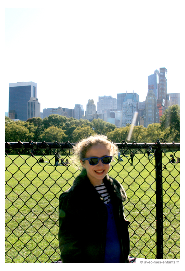 week end à new york en famille