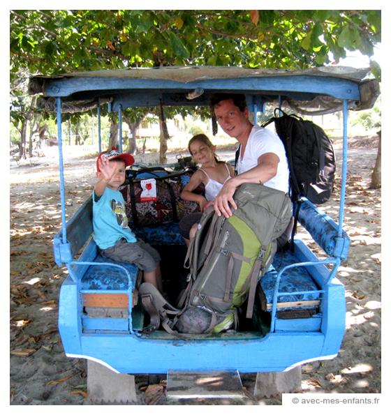 enfants voyageant seul air france