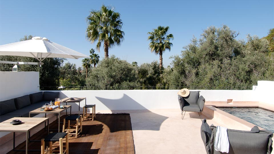 Riyads villas hotels en famille avec mes enfants for Riad piscine privee marrakech