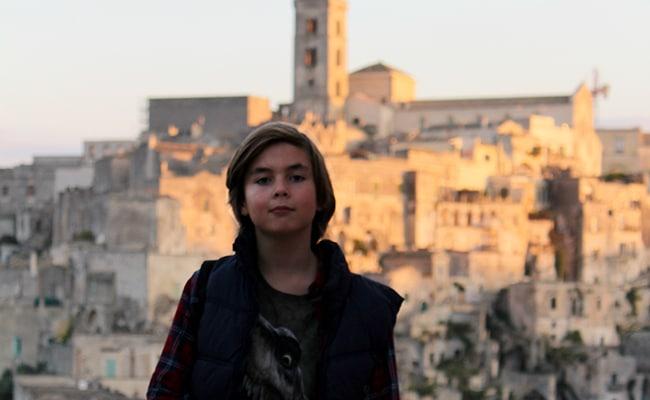 Visite de Matera avec les enfants, au Sud de l'Italie