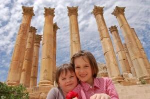 jordanie-en-famille-jerash