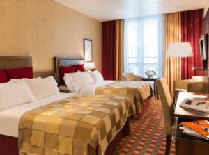 Hotel Crown Plaza République