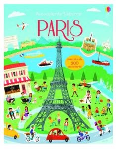 Autocollants PARIS