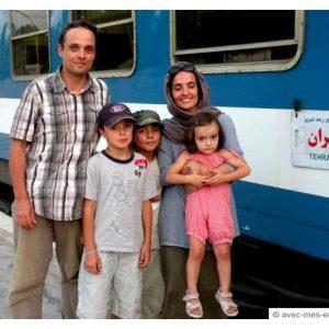 Iran-en-famille