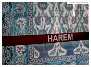 istanbul-en-famille-palais-topkapi-harem