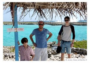 Blog-voyage-famille-cuba-avec-enfants-snorkeling