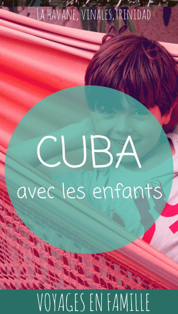Cuba en famille, découvrir Cuba avec les enfants