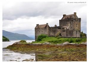 voyage-ecosse-avec-enfants-eilean-donan-castle