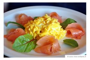 voyage-ecosse-en-famille-salmon-breakfast