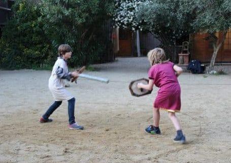 rome-avec-enfants-ecole-gladiateur - Avec Mes Enfants