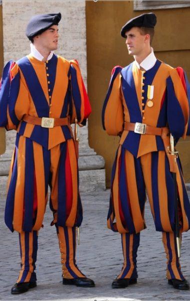 rome-en-famille-vatican-garde-suisse