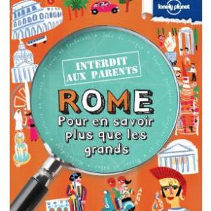 Rome -pour-enfants-lonely-panet