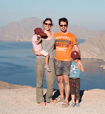 Voyage en famille -Avec mes enfants- Blog Voyage famille