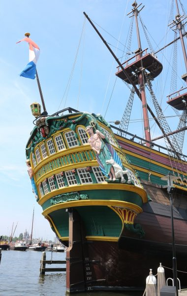 amsterdam-en-famille-musee-marine-VOC