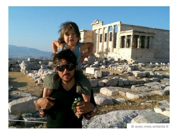 athenes-en-famille-acropole - Avec Mes Enfants
