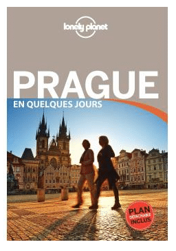 Guide Lonely Planet Prague En Quelques Jours