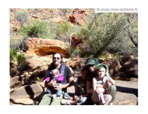 Australie-en-famille