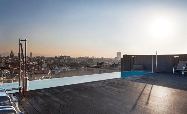BARCELONE En Famille Barcelone Avec Les Enfants Avec Mes Enfants - Hotel barcelone avec piscine sur le toit