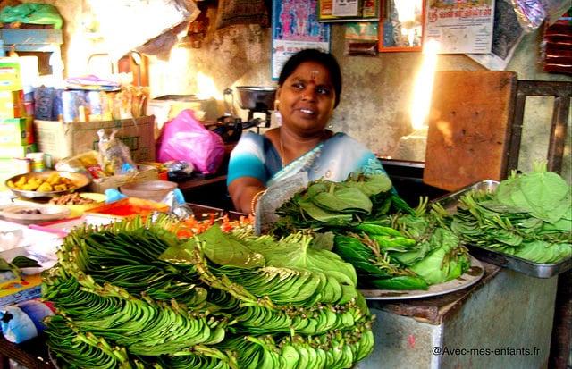 inde-en-famille-pondichery-marche-tamil-nadu - Avec Mes