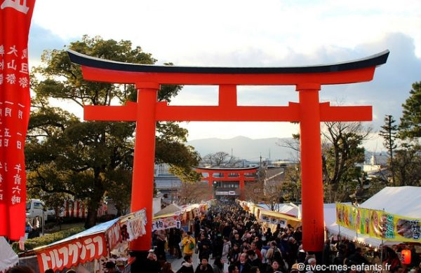 fushimi-inari-kyoto-en-famille-temple-allee