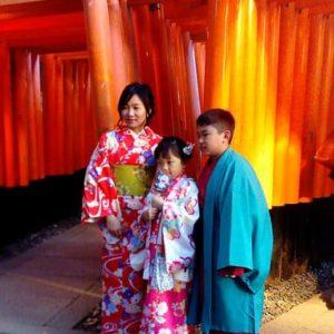 Fushimi-inari-kyoto-famille