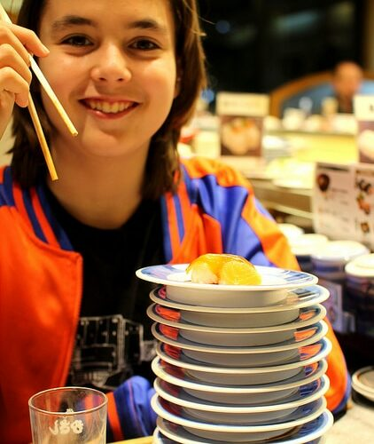 japon-en-famille-kyoto-avec-enfants-sushi