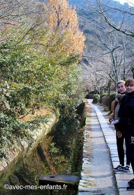 kyoto-en-famille-chemin-des-philosophes