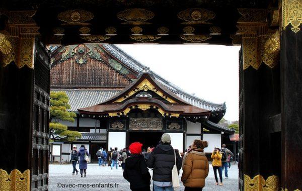 kyoto-en-famille-nijo-castle-chateau-shogun