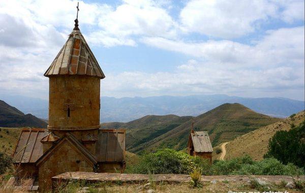 armenie-en-famille-Hermitage- Spitakavor