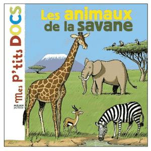 Livre-enfant-animaux-savane