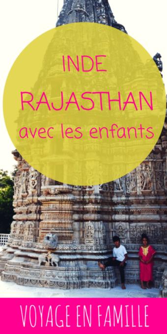 Guide pratique pour découvrir le Rajasthan en famille