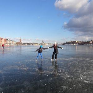 Stockholm-en-famille