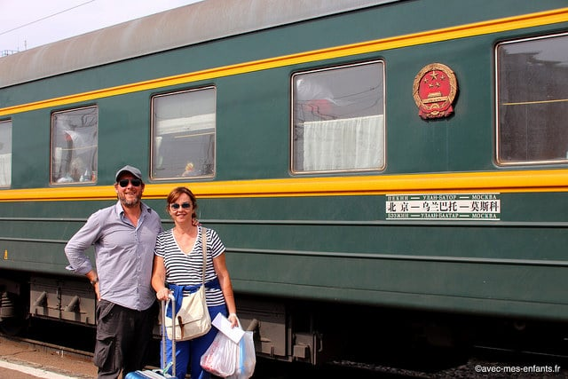 Etapes et itinéraire transsibérien Moscou Pékin