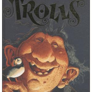 Trolls-islande