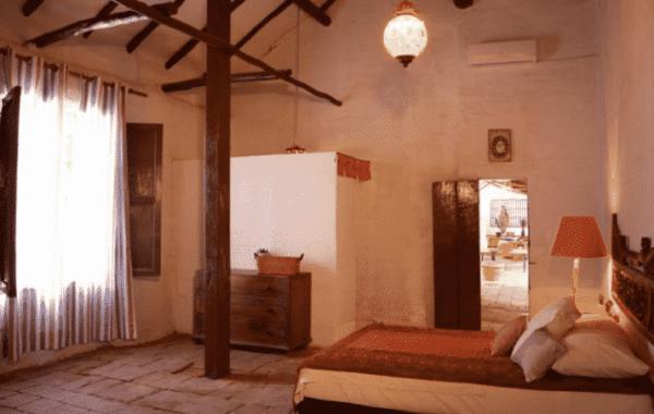 colombie-Villavieja-desert-Tatacoa- Casa-Del-Angel-Hotel