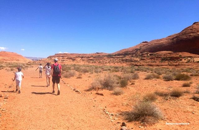 Blog voyage en famille road trip en famille dans l'ouest americain