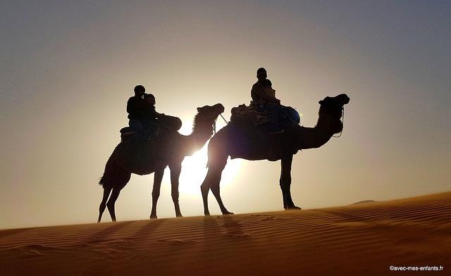 maroc-en-famille-merzouga-dunes-bivouac