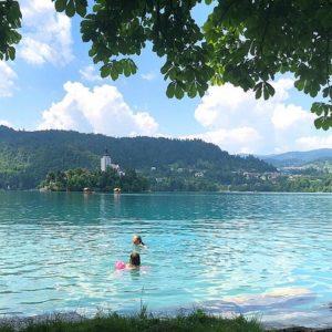 Slovenie-en-famille-bled-lac