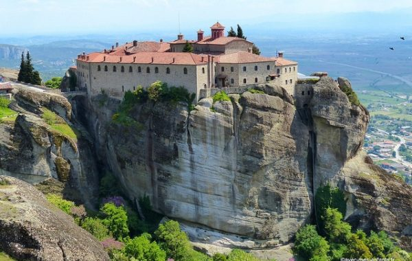 grece-en-famille-meteores-monastere