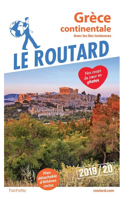 Guide-du-routard-grece-continentale-2019-2020