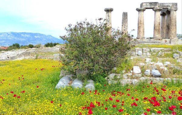 grece-en-famille-vieux-corinthe-ruines