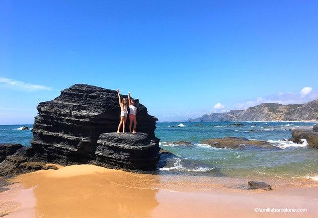 plage-algarve-portugal-avec-enfants