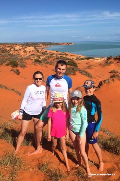 australie-en-famille-francois-peron-national-park
