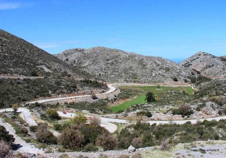crete-en-famille-itineraire-routes