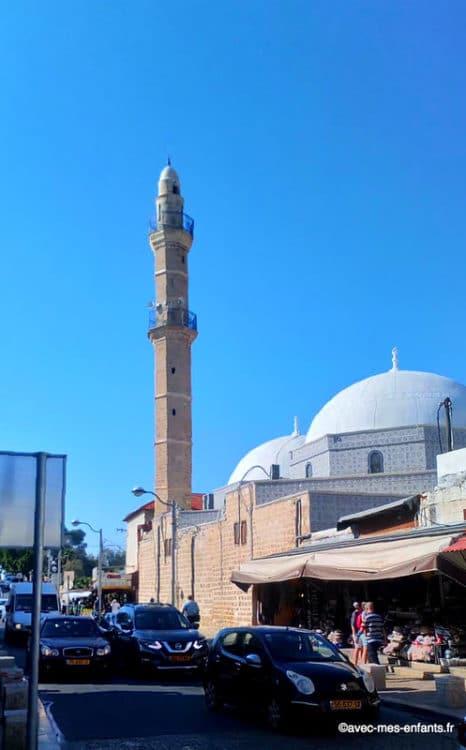 Jaffa-mosquee-blog-voyage-tel-aviv-en-famille
