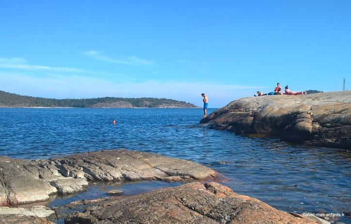 suede en famille haute cote mer baltique